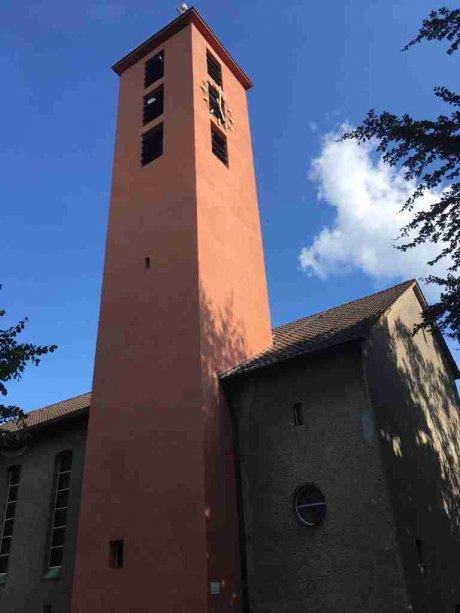 Witten Annen Friedenskirche