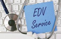 EDV Service für Server