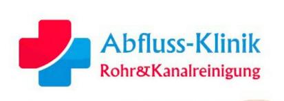 Logo Firma Abfluss Klinik