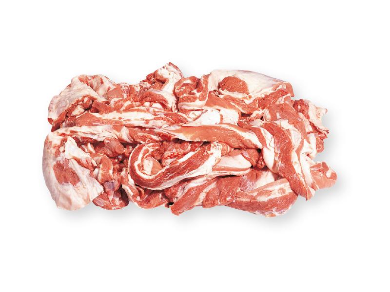 Verarbeitungsfleisch