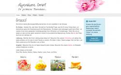 Webseite erstellen lassen Florist