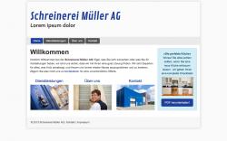 Webseite erstellen lassen Handwerker