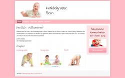 Webseite erstellen lassen Krabbelgruppe
