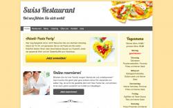 Webseite erstellen lassen Restaurant