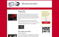 Webseite erstellen lassen Theater