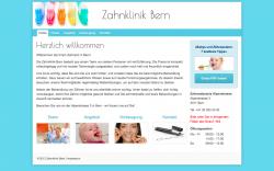 Webseite erstellen lassen Zahnarzt