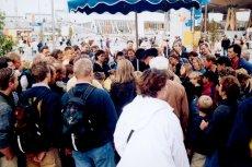 Hütchenspieler EXPO 2000