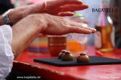 Das Hütchenspiel mit Entertainer Bagatello