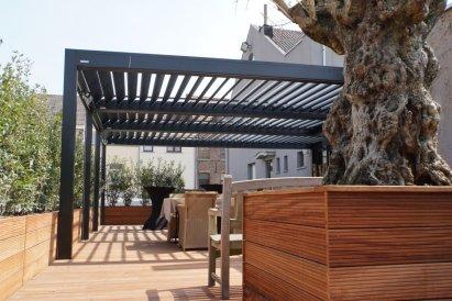 lamellendach wintergaerten ehret. Black Bedroom Furniture Sets. Home Design Ideas