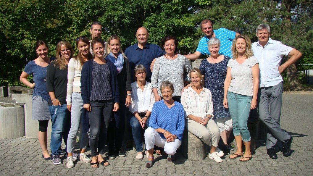 Team schule bellmund for Kaja horeca interieur b v