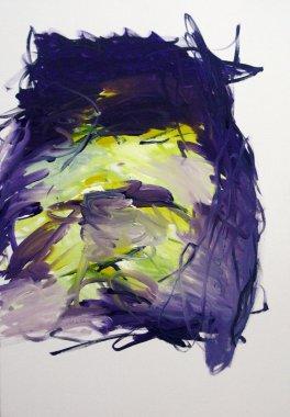 Lichthülle 100x70 cm / Acryl