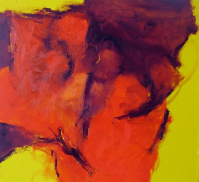 Orchestersuite Nr.2 in H-Moll BWV 1067 by J.S. Bach 50x55 cm / Oil