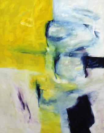 3 Symphonie by Mahler 127x100 cm / Oil