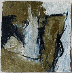 Inspiré par Net Adderly / 15x15 cm / Acrylique