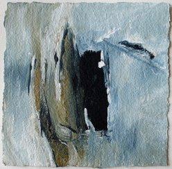 Inspired by Susanne Abbuehl / La Fiolairé / 15x15 cm / Acrylic
