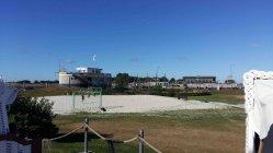 Bensersiel Beach Soccer Feld