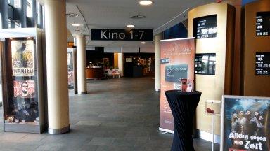 CineStar Dortmund Eingang Kino 1-7