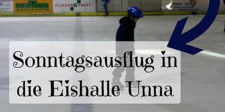 Schlittschuhlaufen in der Eishalle Unna