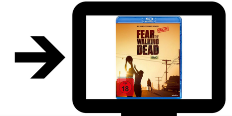 Fear the Walking Dead 1. Staffel
