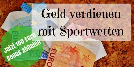Geld verdienen mit Sportwetten