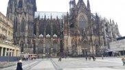 Kölner Dom Domplatte