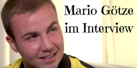 Mario Götze BVB total Interview