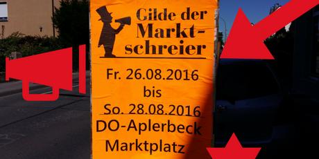 Marktschreier Aplerbeck Dortmund 2016