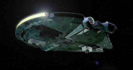 Millenium Falke Star Wars
