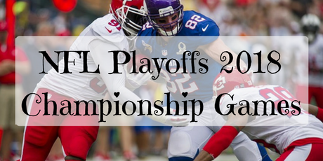 NFL Playoffs 2018 Championship Games