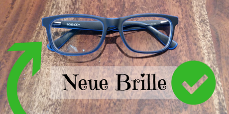 Neue Brille Boss Orange