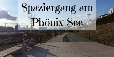 Phönix-See Dortmund Bilder vom Spaziergang