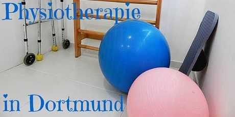 Empfehlung Physiotherapie Krankengymnastik Dortmun