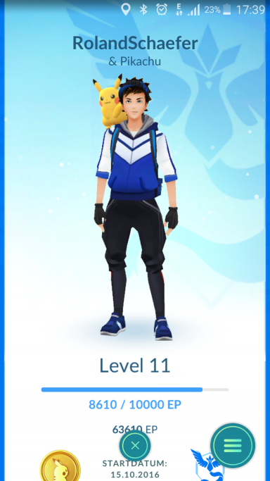 Pokemon Go schnelle Levelaufstieg Strategie
