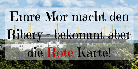 Mor bekommt Rot gegen Berlin