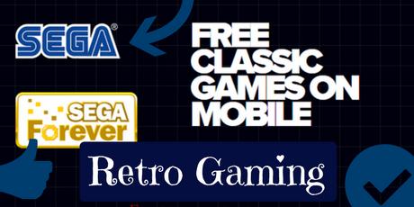 Retro Gaming Sega