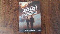 Solo Star Wars Spass-Spielbuch