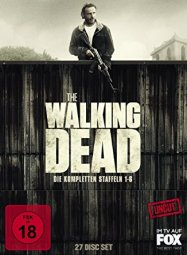 Walking Dead Staffeln 1-6 uncut