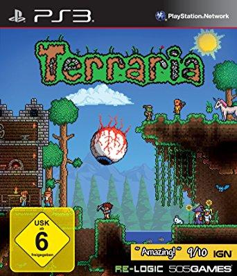 Terraria für die PS3