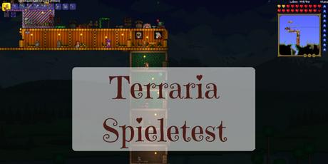 Spieletest Terraria
