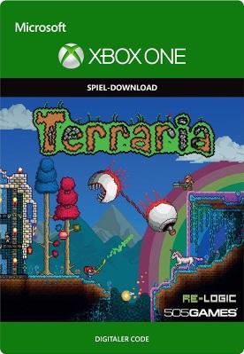 Terraria für die Xbox One