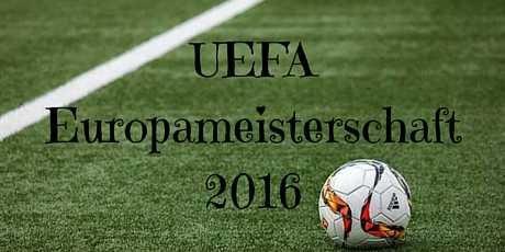 Europameisterschaft 2016 in Frankreich