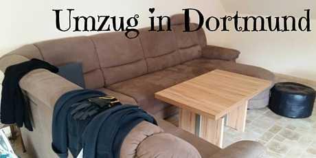 Umzug in Dortmund