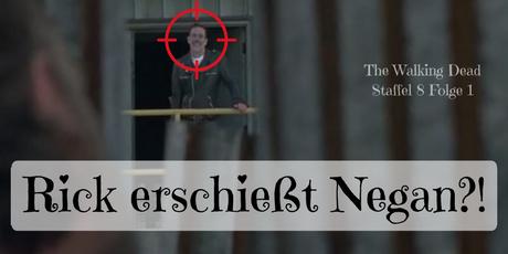 Walking Dead Staffel 8 Negan