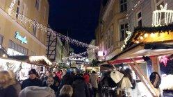 Weihnachtsmarkt Unna Richtung Markt