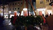 Weihnachtsmarkt Unna Adventskranz