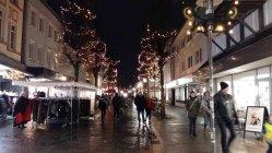Weihnachtsmarkt Unna Massener Straße