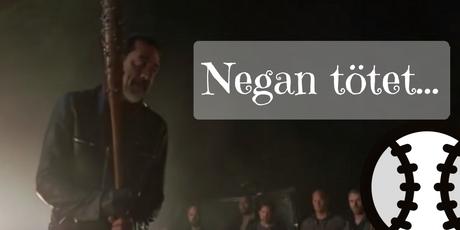 Negan tötet in Walking Dead