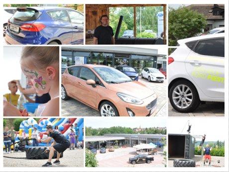 Sommerfest Autohaus Walz Calw 2017