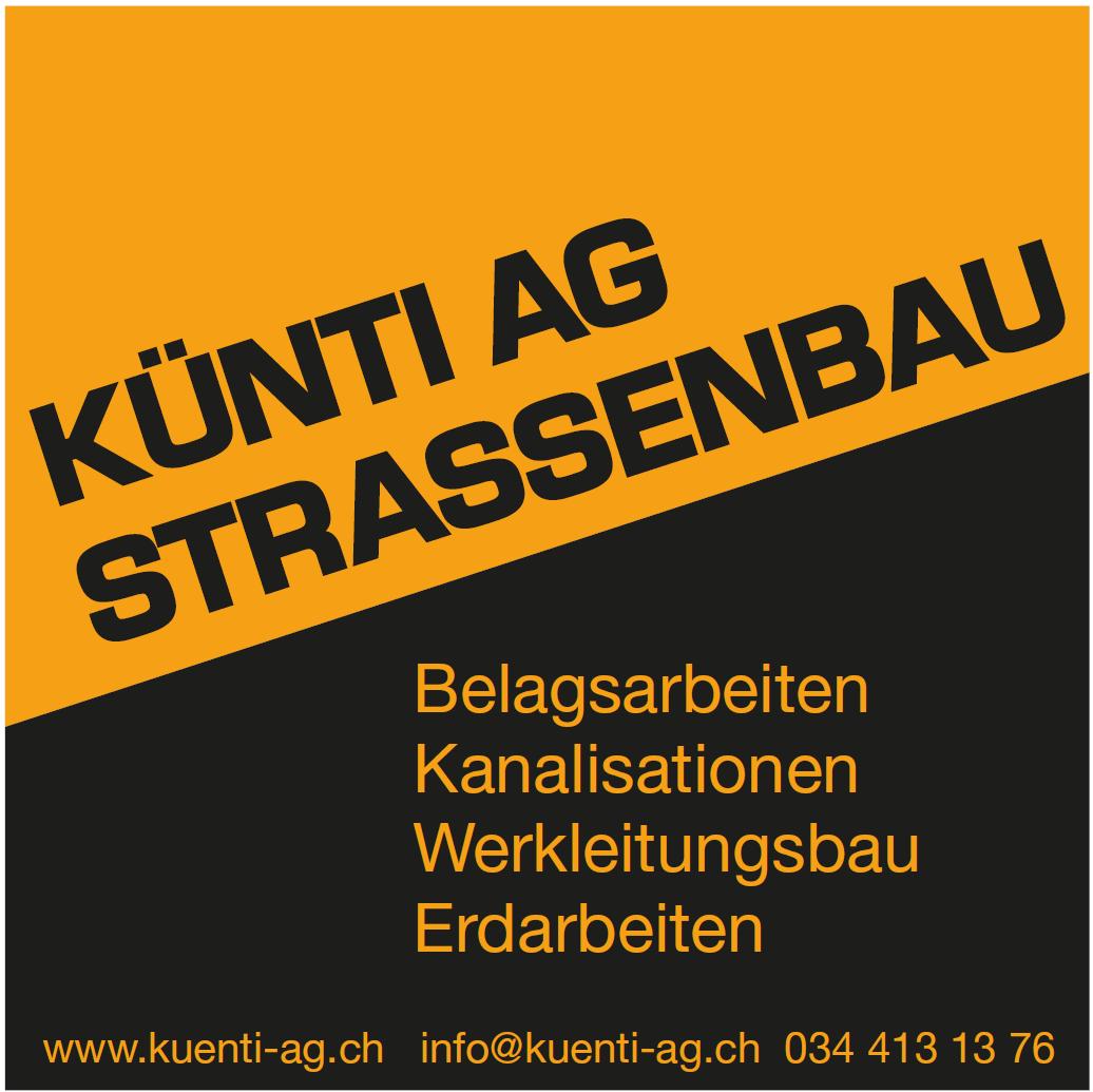 Künti  AG Tiefbau