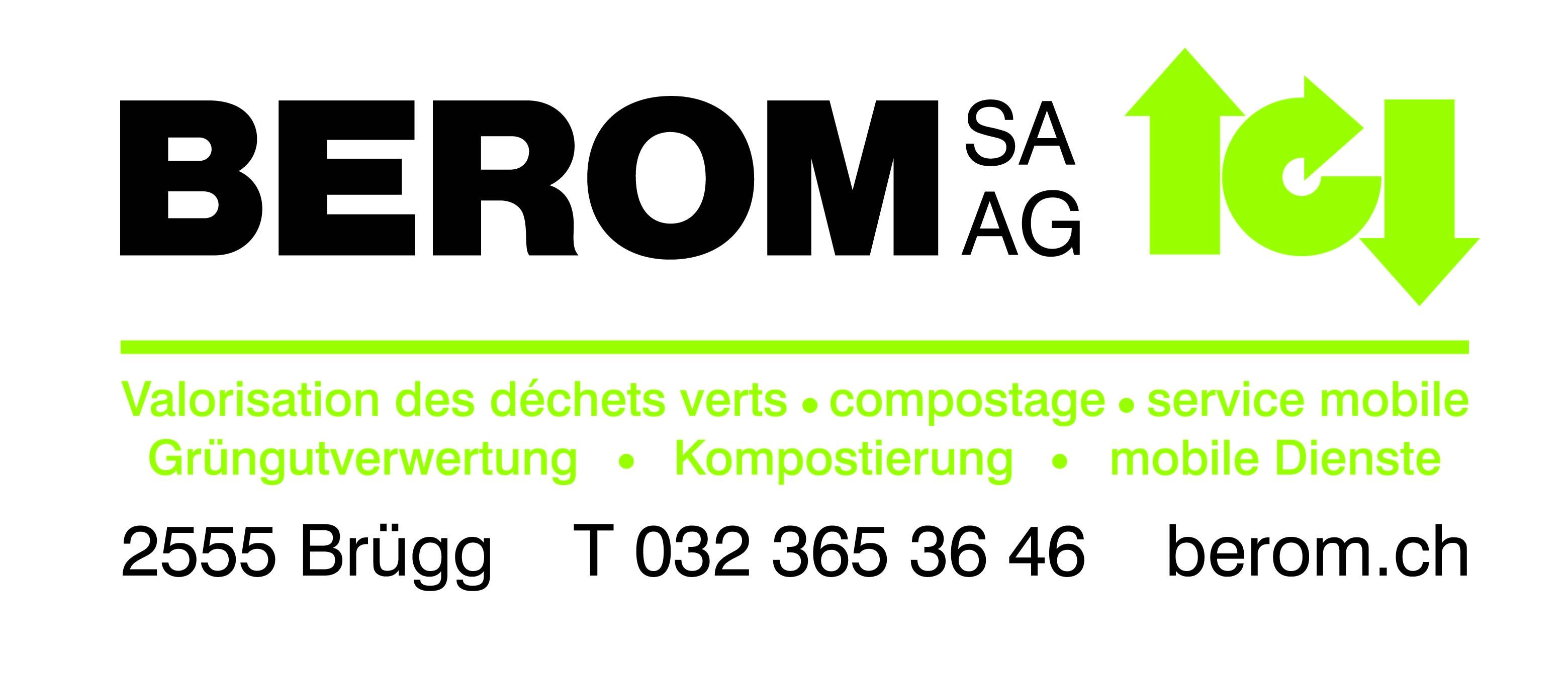 Berom AG, Brügg